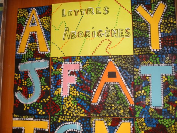 Lettres Aborigènes