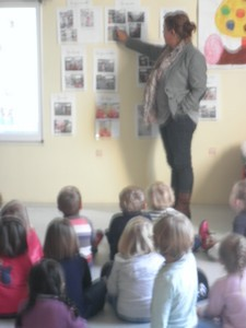 règlement de la cour de maternelle