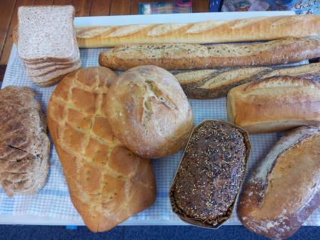 C'est bon le pain !!