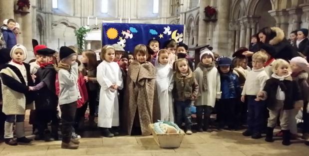 Célébration de Noël 2014