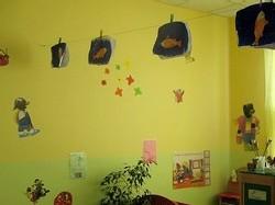 Ecole Sacré Coeur, Ouistrheam, Classe de Petite-Section