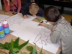 Ecole Sacré Coeur, Ouistreham, Les beaux arts