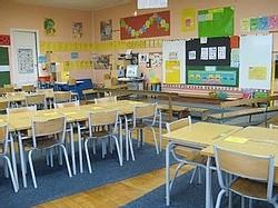 Ecole Sacre Coeur, Ouistreham, Voici notre classe