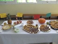 Ecole Sacre Coeur, Ouistreham, le buffet