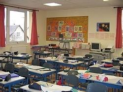 Ecole Sacré Coeur, Ouistreham, Ecole CM1