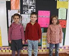 Ecole Sacré Coeur, Ouistreham, Les délégués du MS et GS
