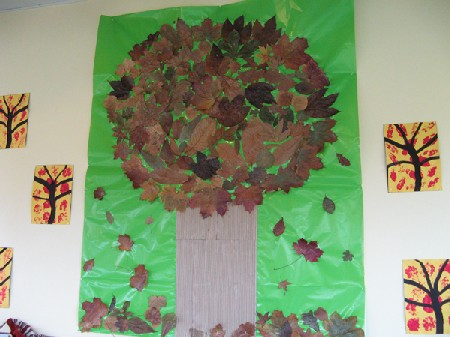 Notre arbre d'automne (prod collective)