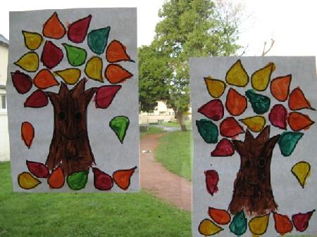 L'arbre de toutes les couleurs