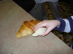 Ecole Sacré Coeur, Ouistreham, Viste de la boulangerie