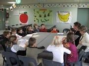 Ecole Sacré Coeur, Ouistreham, le règlement