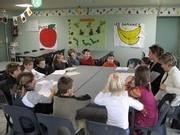 Ecole Sacré Coeur, Ouistreham, les délégués de notre classe