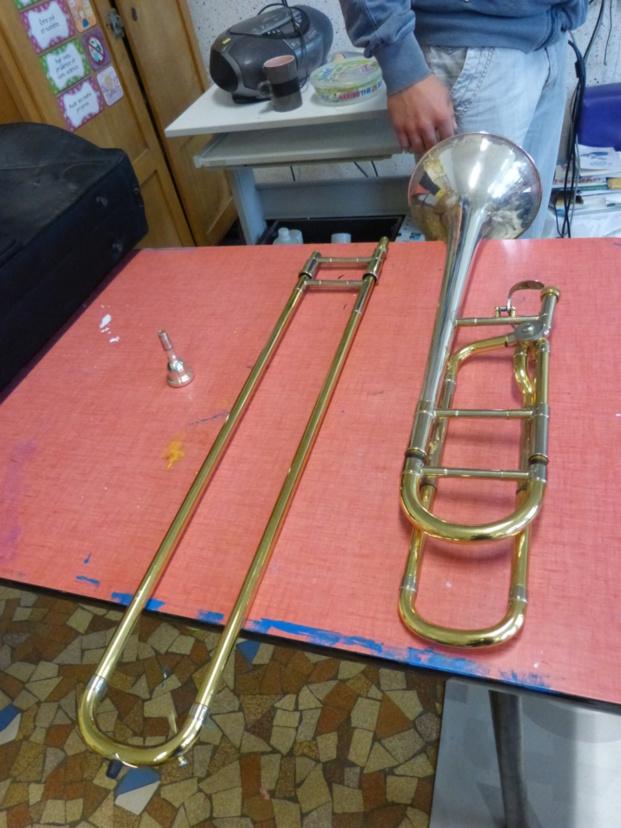 Présentation d'un instrument de musique