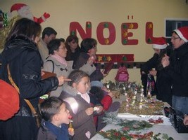 Marché de Noël des Maternelles