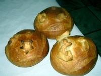 Des nouvelles de notre pain!!