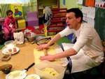 Un boulanger dans notre classe!