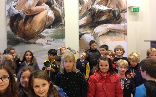 L'exposition Néandertal