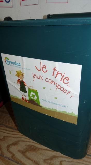Animation sur le compost