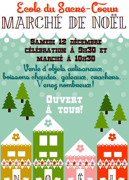 Célébration et Marché de Noël