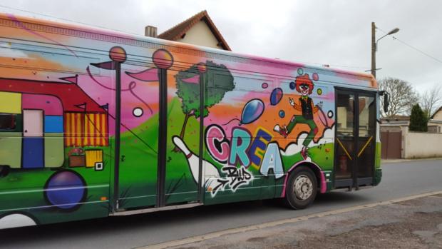 CREA'bus présente Ptite Planète!