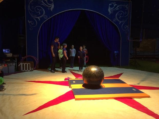 Souvenirs de cirque