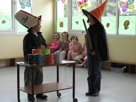 Représentation de Théâtre