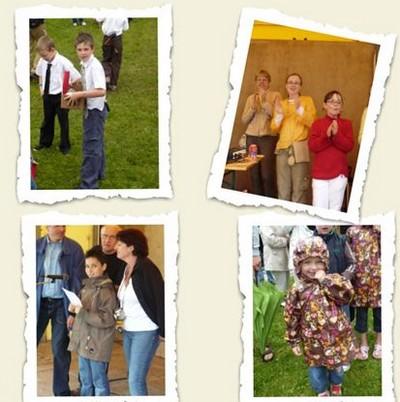 Les premières photos de la kermesse 2008.