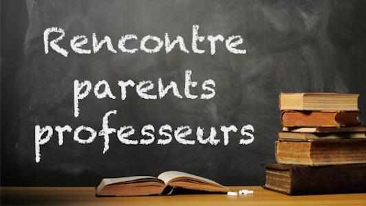 Rencontre Parents-professeurs Période 2