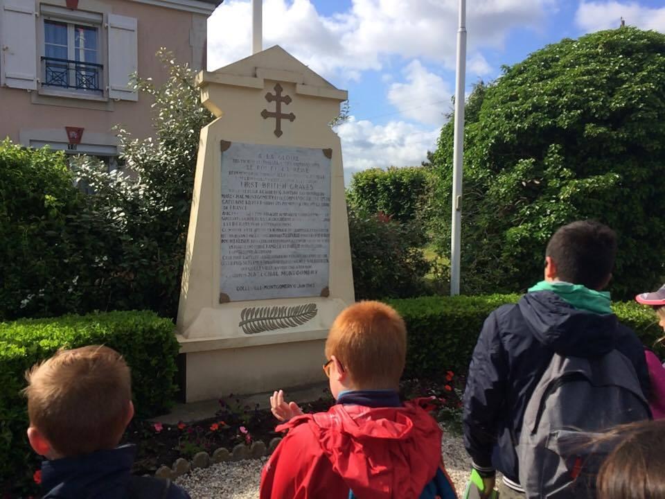 Les commémorations du 6 juin 44