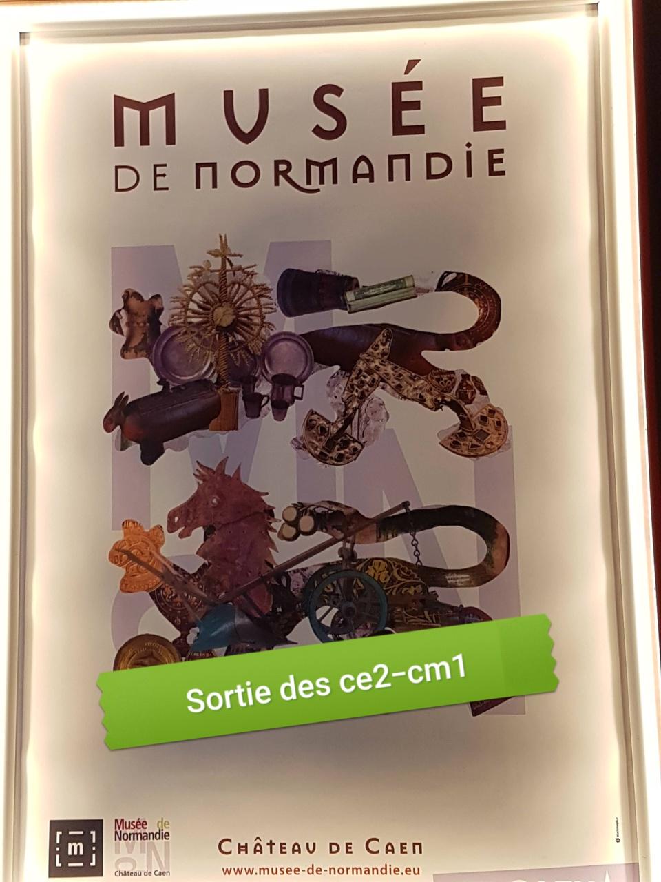 Collection Préhistoire au Musée de Normandie