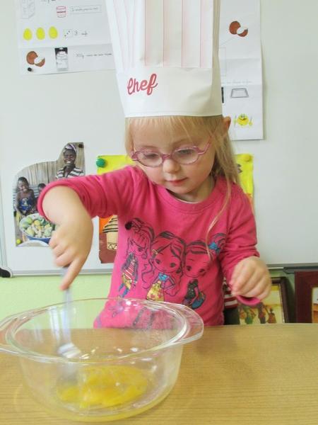 Cuisine pour tous à l'école!