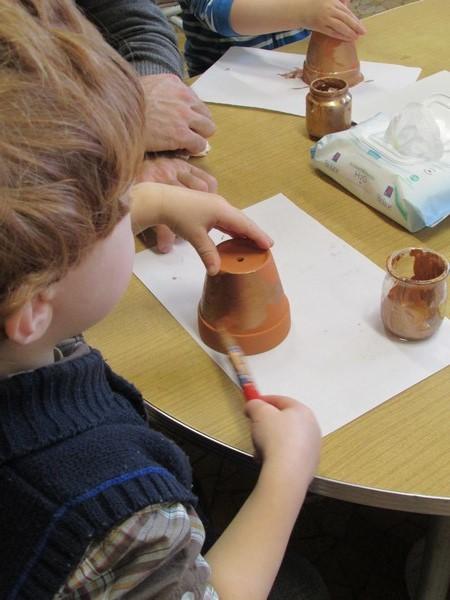 Ateliers bricolage des Petits Lutins...
