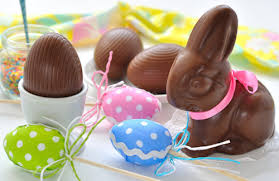 Commande de chocolats de Pâques