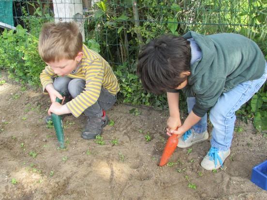 Les  jardiniers