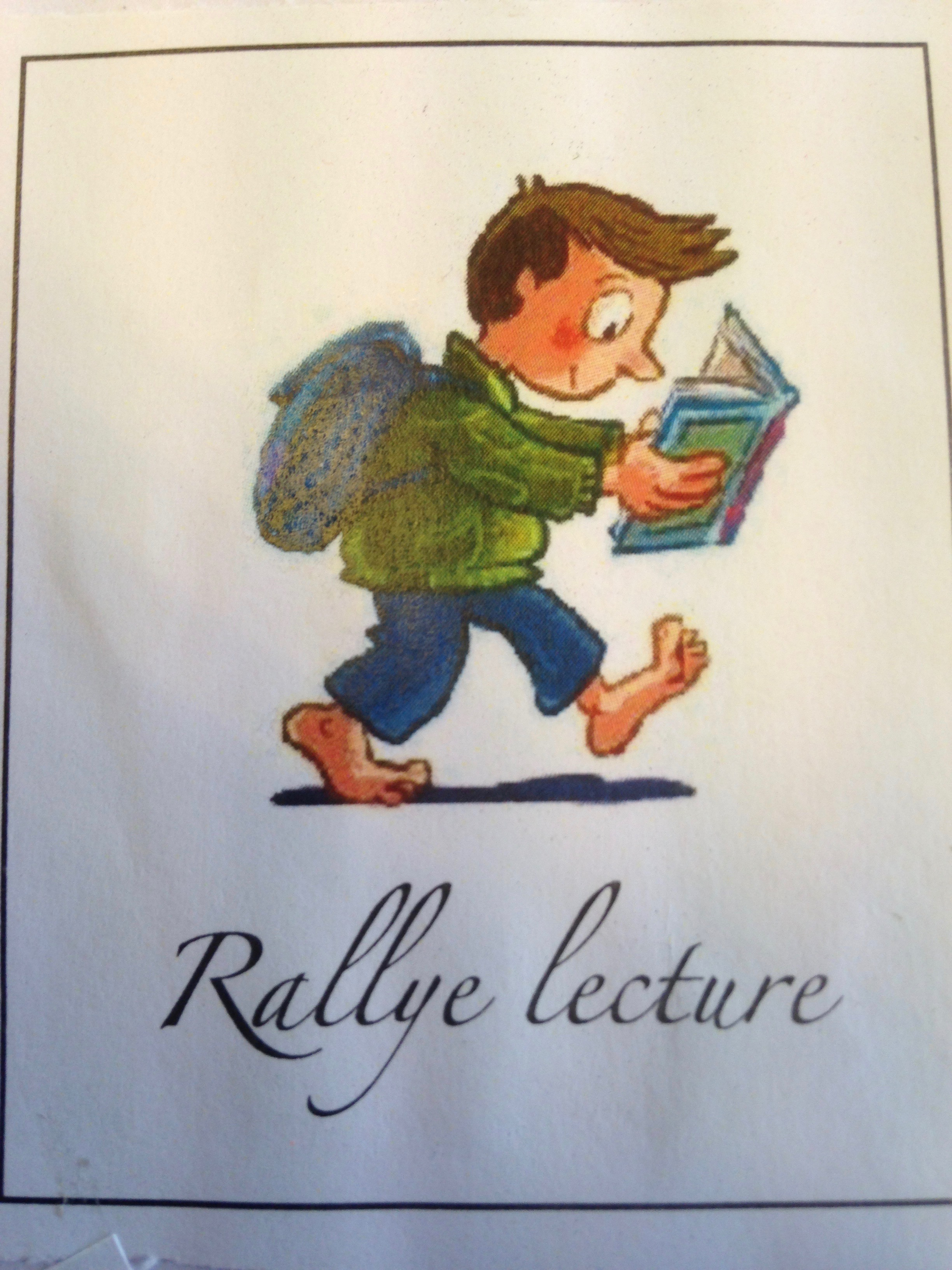 Rallye lecture