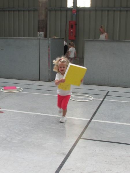 Rencontre sportive pour les Maternelles