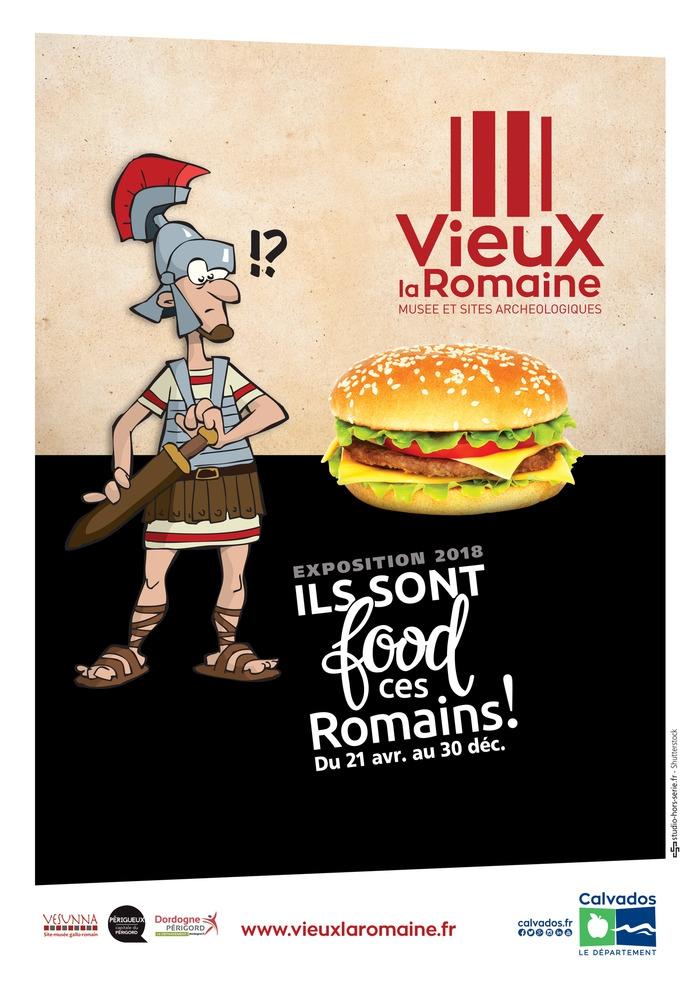 Au temps de la Normandie Gallo-Romaine