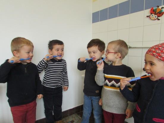 Brossons-nous bien les dents
