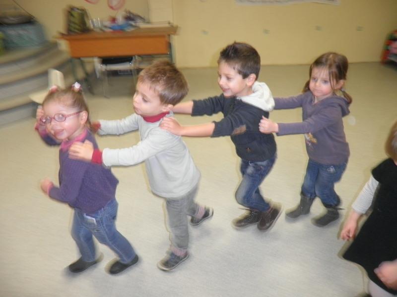Danses et farandoles...