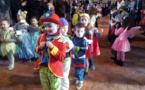 Le carnaval des plus jeunes.suite