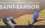 Visite de la réserve ornithologique de St Samson