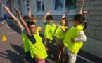 Rencontre sportive à Douvres la Délivrande