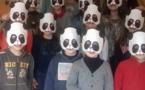 Coiffes et chapeaux d'Asie à l'occasion du carnaval