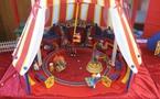 La maquette de Cirque