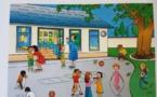 Règles de vie de la cour des maternelles