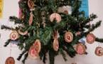 Les MS- GS bricolent pour le marché de Noël !