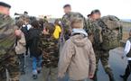 La marche des commandos en CM1