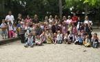 Sortie scolaire des MS-GS et des CP au Jardin des Plantes