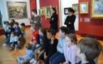 Journée à Bayeux pour les cp-ce1
