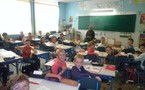 La classe de CE1/CE2