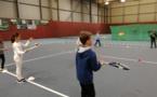 Tennis en CE1/CE2